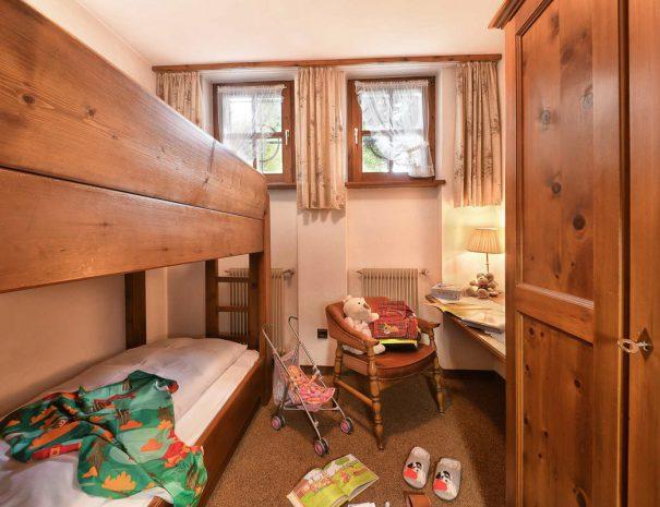 Appartement 2 Kinderzimmer